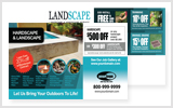 Landscaping Postcards LA1043